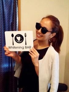 Popteen,ゆきのこ,WhiteningBAR,ホワイトニング