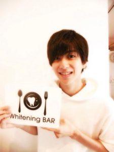 歯の,千綿真司,WhiteningBAR,ホワイトニング専門店