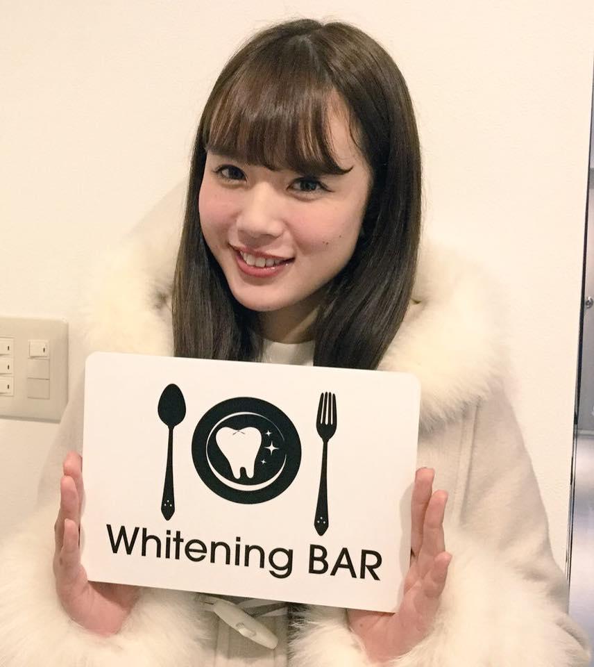 Ray読者モデル,目見田早弥子,ホワイトニング,ホワイトニングバー