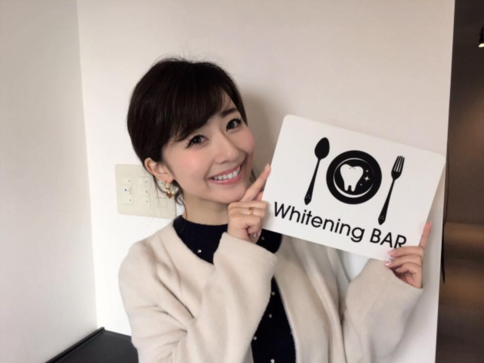 読書モデル,水野佐彩,ホワイトニング,ホワイトニングバー,セルフホワイトニング