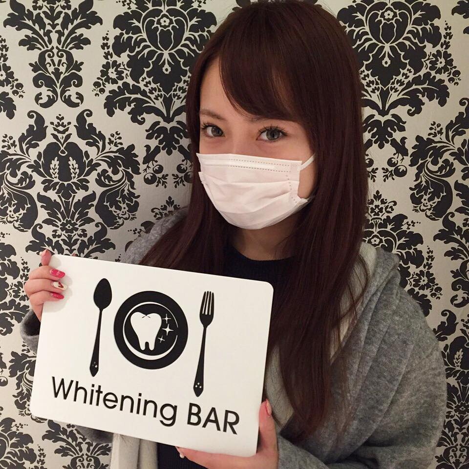 Ranzuki,前川琳菜,りなち,ホワイトニング,ホワイトニングバー