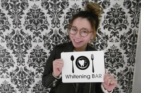 階上実穂,ホワイトニング,ホワイトニングバー,セルフホワイトニング,ホワイトニング