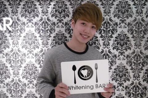 IVVY,TOSHIKI,ホワイトニング,セルフホワイトニング,ホワイトニングバー