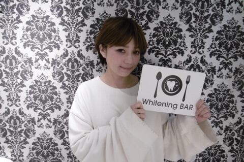 読者モデル,長谷川あや,ホワイトニング,セルフホワイトニング,ホワイトニングバー