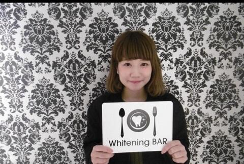 mer読者モデル,岡元優香,ホワイトニング,セルフホワイトニング,ホワイトニングバー