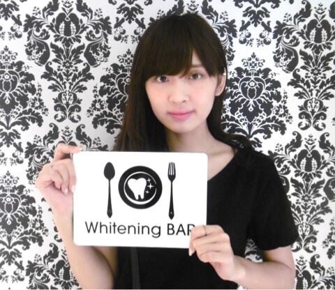 グラビアアイドル,片岡かずさ,ホワイトニング,セルフホワイトニング,ホワイトニングバー