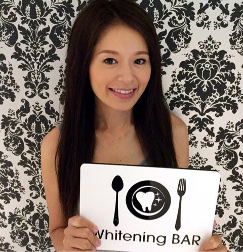 CLASSY,読者モデル,稲本美和子,ホワイトニング,ホワイトニングバー,セルフホワイトニング