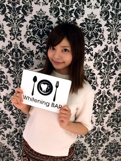モデル,タレント,西谷麻糸呂,ホワイトニング,ホワイトニングバー,セルフホワイトニング