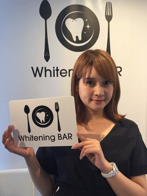 AKB48,渡辺茉莉絵,ホワイトニング,ホワイトニングバー,たばこのヤニ
