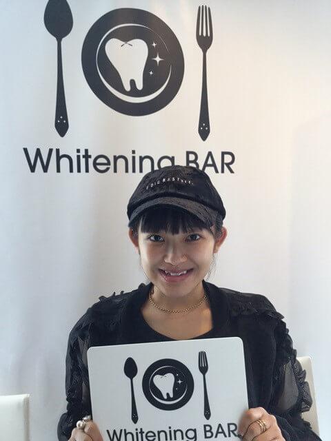 グラビアアイドル,天木じゅん,ホワイトニング,ホワイトニングバー,セルフホワイトニング