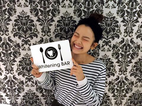mirei, セルフクリーニング, パイセンTV, ホワイトニング, ホワイトニングバー, 顔芸モデル