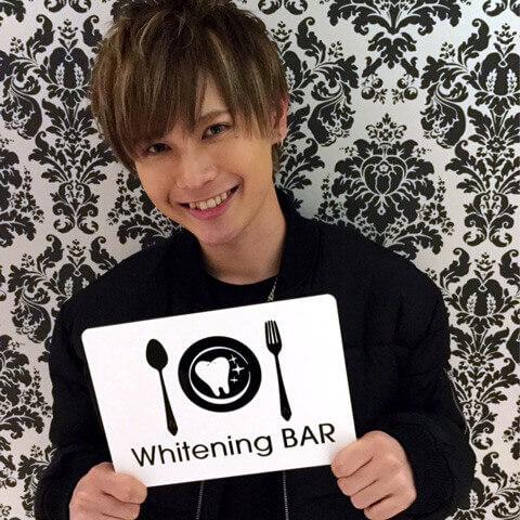 ホワイトニング,ホワイトニングバー,SamuraiELOモデル,Popteenメンズモデル,池添俊亮