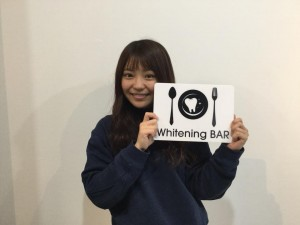 SKE48,チームS,山田樹奈,ホワイトニングバー,セルフホワイトニング