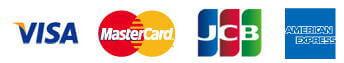 ホワイトニングバー宇都宮店の取扱クレジットカード
