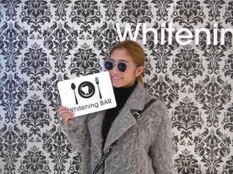 今井華|歯のホワイトニング専門店ホワイトニングバー