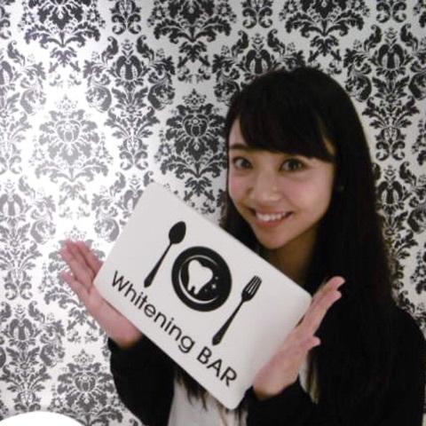 手裏剣戦隊ニンニンジャーでご活躍されている山谷花純さんがご来店