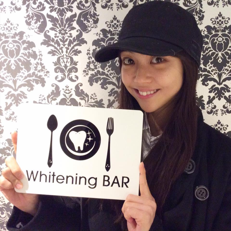 手裏剣戦隊ニンニンジャー,モモニンジャー,山谷花純,ホワイトニング,ホワイトニングバー