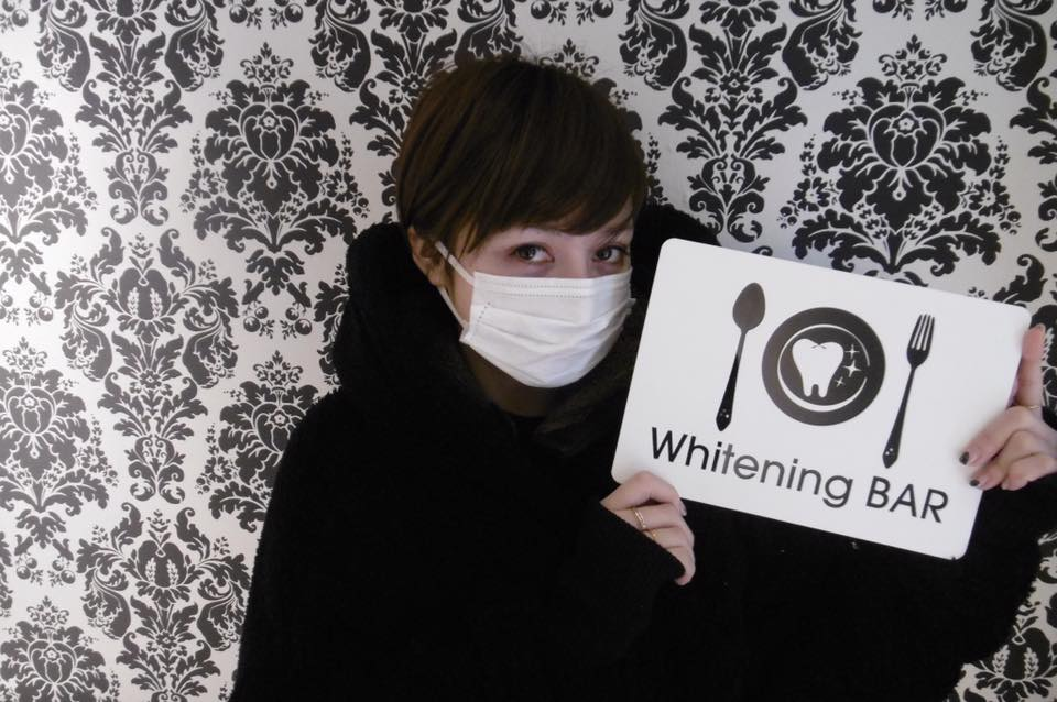 S Cawaii,長谷川あや,ホワイトニング,ホワイトニングバー,セルフホワイトニング