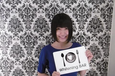 声優,原奈津子,ホワイトニング,セルフホワイトニング,ホワイトニングバー,JKめし