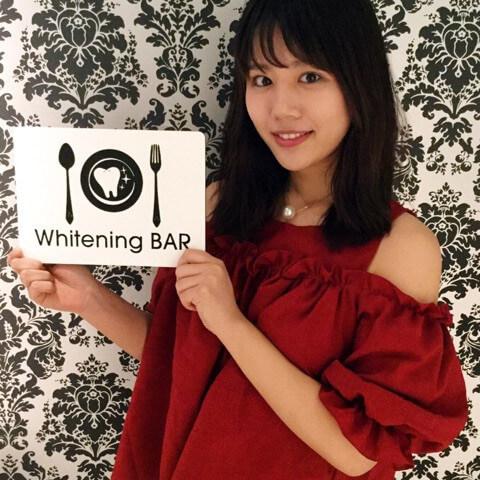 ホワイトニング,セルフホワイトニング,たばこのヤニ,元SKE48,原望奈美