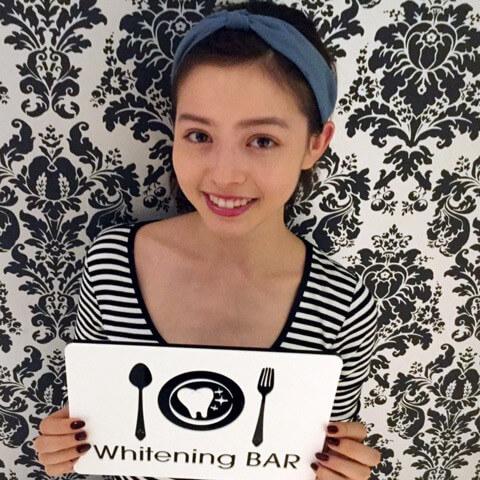 ホ加藤ナナ|歯のホワイトニング専門店ホワイトニングバー
