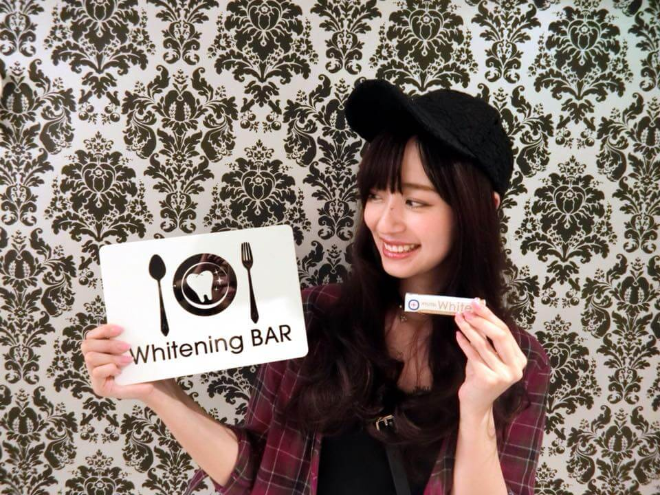 ラルムモデル早川実季|歯のホワイトニング専門店ホワイトニングバー