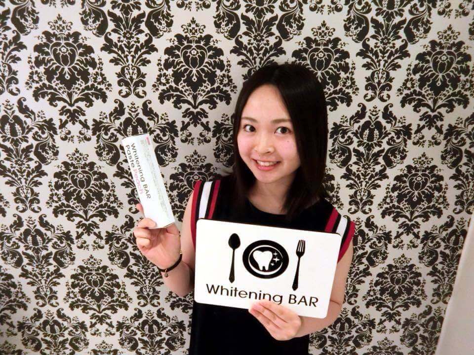 SKE48加藤るみ|歯のホワイトニング専門店ホワイトニングバー
