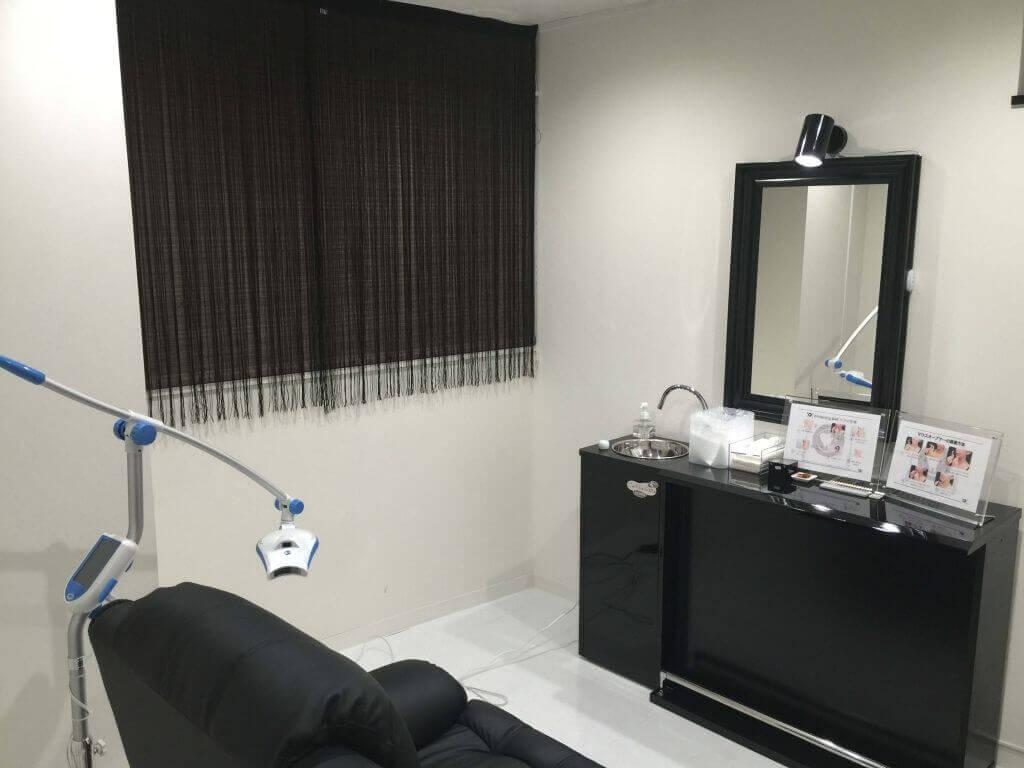 歯のホワイトニング専門店whiteningbar仙台店
