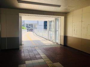JR新潟駅からホワイトニングバー新潟店までの案内8