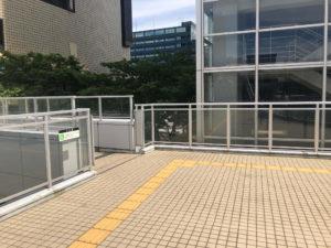 JR新潟駅からホワイトニングバー新潟店までの案内9