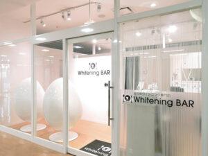ホワイトニングバー新潟店