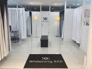 歯のホワイトニング専門店WhiteningBAR高崎店